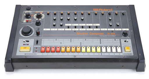 The TR-808 Drum Machine – The Commercial Flop That Re-Defined Music