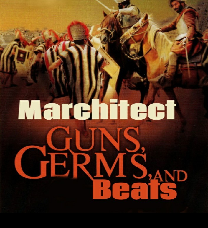 Marchitect – Releases Guns, Germs, and Beats On Yaheard Records
