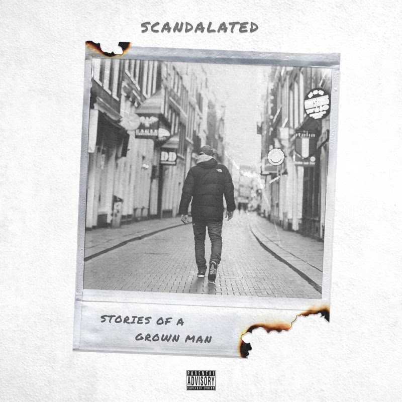 """Amsterdam's Scandalated Releases """"Emergency"""" ft. Kalibwoy"""