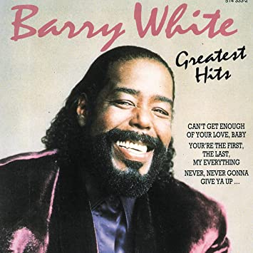 Off The Record Interview With Barry White