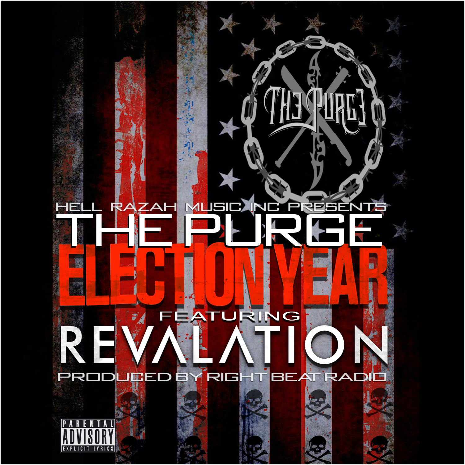 """The Purge Releases New Single """"Election Day"""""""