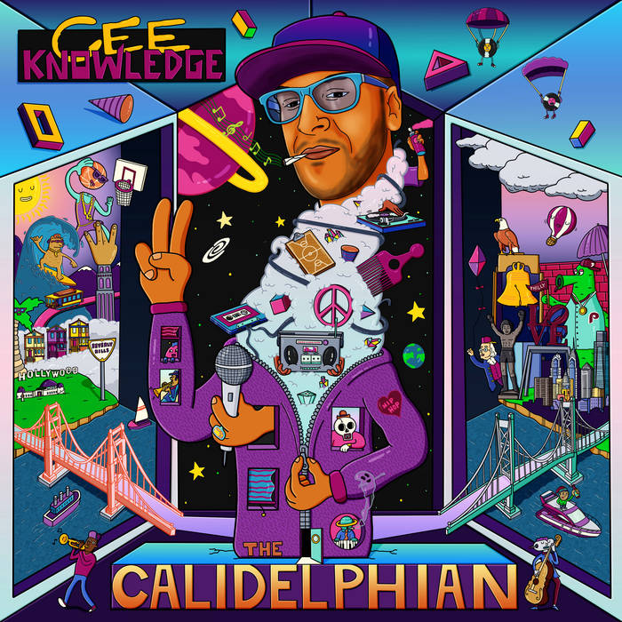 Cee Knowledge Returns With The Calidelphian